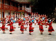 土家族的舞蹈