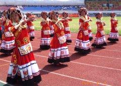 僳僳族的舞蹈
