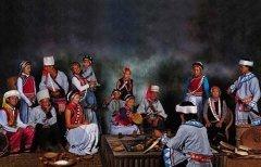 僳僳族的传统节日