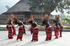 佤族的舞蹈