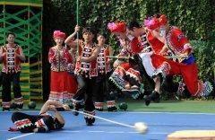 拉祜族的舞蹈