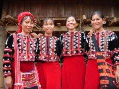 拉祜族的服饰