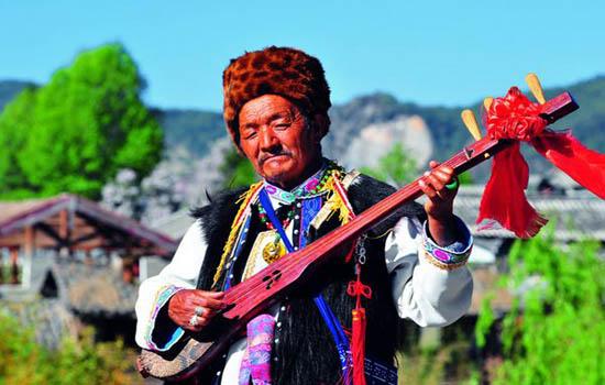 民族舞纳西姑娘_纳西族的舞蹈 - 大家找算命网
