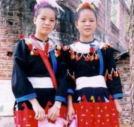 仡佬族的服饰