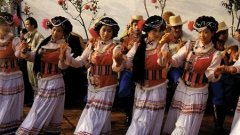 普米族的舞蹈