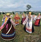 俄罗斯族的人口和分布地