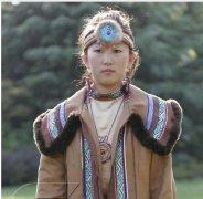 鄂温克族的血统