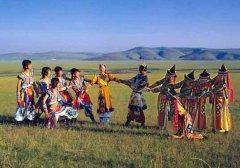 鄂温克族的舞蹈