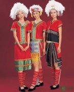 高山族的服饰