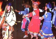 赫哲族的舞蹈
