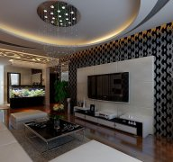 室内天花板装饰风水