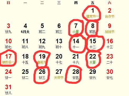 公历2016年8月份适合装修吉日