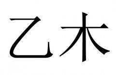 乙木的是什么意思