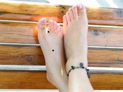 脚趾有痣代表什么