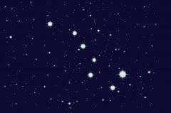 梦见北斗七星周公解梦,梦见北斗七星是什么意思?