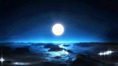 梦见月亮从海上升起来周公解梦,梦见月亮从海上升起来是什么意思
