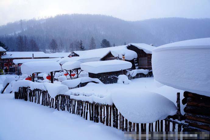 梦见积雪从房顶滑下